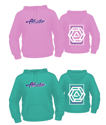 Affection Pullover Colorful